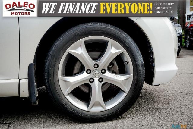 2013 Toyota Venza XLE / AWD / LEATHER / SUNROOF / REAR AC / BACK CAM Photo30