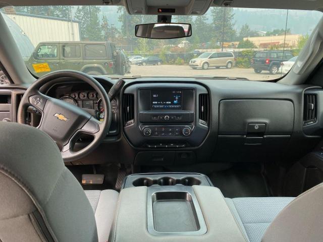 2018 Chevrolet Silverado 1500 ST CREW