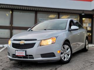 Used 2014 Chevrolet Cruze 1LT LOW KMs | Bluetooth | AC for sale in Waterloo, ON