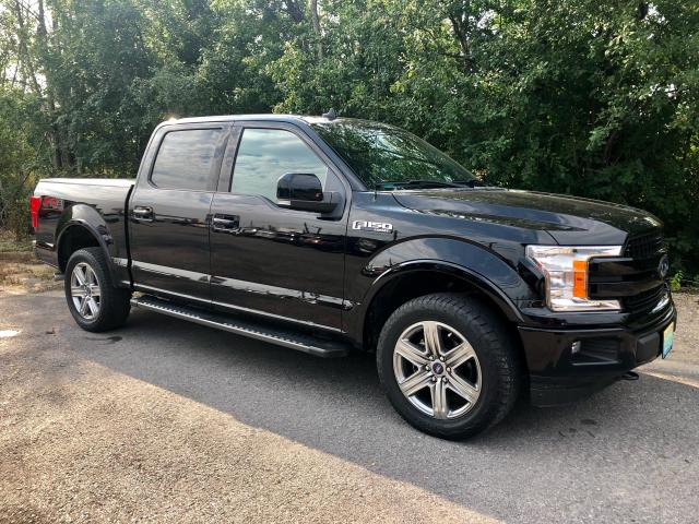2018 Ford F-150 Lariat FX4 With Only 41500 km