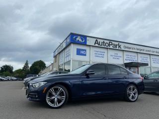 Used 2017 BMW 330 i xDrive SUNROOF   NAV   MEMORY SEAT   HEATED SEATS   for sale in Brampton, ON