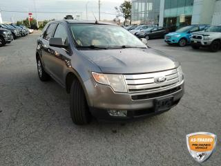Used 2010 Ford Edge Limited | LEATHER | HEATED SEATS | KEYLESS ENTRY | ALLOYS | for sale in Barrie, ON