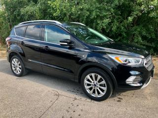 Used 2017 Ford Escape Titanium With only  50300 km $106 weekly for sale in Perth, ON