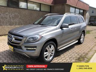 Used 2014 Mercedes-Benz GL-Class 7 passenger BLUETEC DIESEL for sale in Hamilton, ON