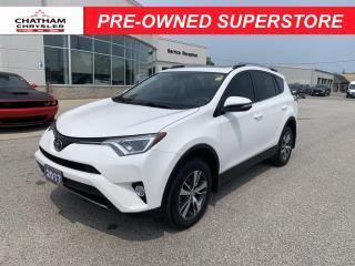 Used 2017 Toyota RAV4 XLE for sale in Chatham, ON