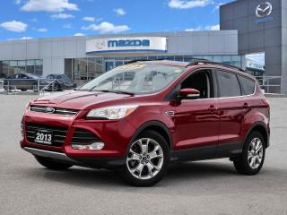 Used 2013 Ford Escape SEL- CLEAN CARFAX, 4X4, 2.0L ECOBOOST for sale in Hamilton, ON