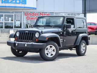 Used 2013 Jeep Wrangler SPORT for sale in Hamilton, ON