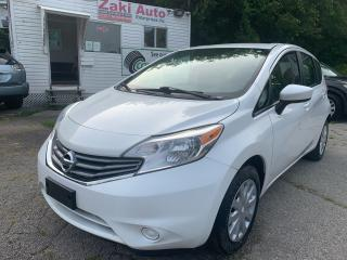 Used 2016 Nissan Versa Note 2016 Nissan  Versa Not /Safety Certification included Asking Price for sale in Toronto, ON