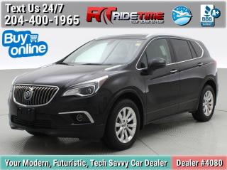 Used 2017 Buick Envision Essence for sale in Winnipeg, MB