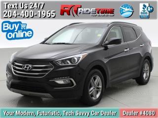 Used 2017 Hyundai Santa Fe SPORT for sale in Winnipeg, MB