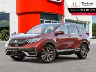 New 2021 Honda CR-V Touring for sale in Winnipeg, MB