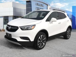 New 2022 Buick Encore Preferred Summertime Savings! for sale in Winnipeg, MB
