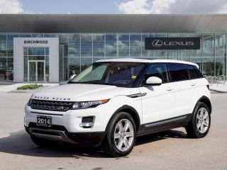 Used 2014 Land Rover Evoque Pure Plus AWD | Pano Roof | 360° Camera for sale in Winnipeg, MB