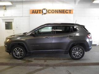 Used 2017 Jeep Compass NORTH AWD for sale in Peterborough, ON