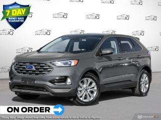 New 2021 Ford Edge Titanium for sale in Kitchener, ON