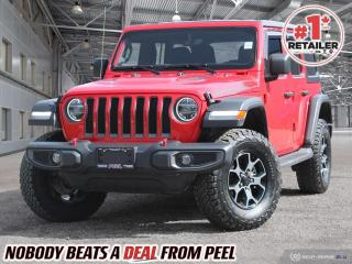 Used 2019 Jeep Wrangler Unlimited Rubicon for sale in Mississauga, ON