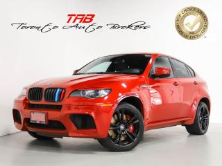 Used 2010 BMW X6 M V8   555HP   REAR DVD   NAV   SUNROOF I CAMERA for sale in Vaughan, ON