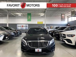 Used 2015 Mercedes-Benz S-Class S550|4MATIC|NAV|MASSAGE|BURMESTER|360CAM|AIRSUS|++ for sale in North York, ON
