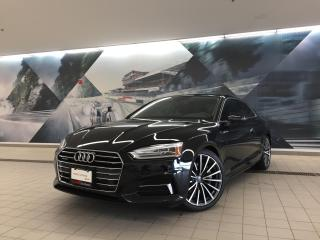 Used 2019 Audi A5 Coupe 45 Progressiv + Nav | Rear Cam | Sunroof for sale in Whitby, ON