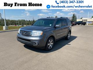 Used 2013 Honda Pilot Touring (A5) for sale in Red Deer, AB
