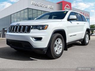 Used 2017 Jeep Grand Cherokee Laredo for sale in Medicine Hat, AB