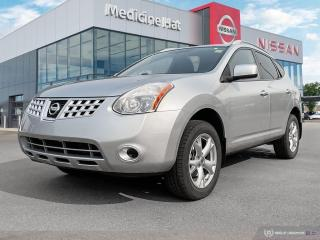 Used 2010 Nissan Rogue SL for sale in Medicine Hat, AB