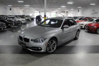 Used 2017 BMW 3 Series 320i XDRIVE I SPORT I NAVIGATION I SUNROOF I REAR CAM for sale in Mississauga, ON