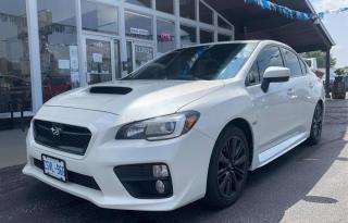 Used 2015 Subaru WRX Premium 4-Door for sale in Windsor, ON