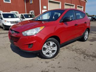 Used 2013 Hyundai Tucson GL AUTO FWD for sale in Dunnville, ON