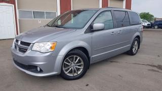 Used 2013 Dodge Grand Caravan R/T One Owner with many options! for sale in Dunnville, ON