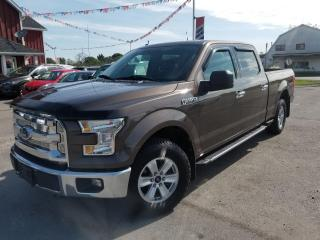Used 2015 Ford F-150 XLT for sale in Dunnville, ON