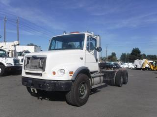 Used 2004 Freightliner FL112 Cab and Chassis Air Brakes Diesel for sale in Burnaby, BC
