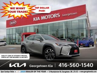 Used 2020 Lexus UX UX 250h | LTHR | SUNROOF | HTD SEATS | BU CAM |19K for sale in Georgetown, ON