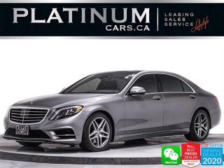 Used 2015 Mercedes-Benz S-Class S550 4MATIC, LWB, AMG, NAV, 360 CAM, PANO for sale in Toronto, ON