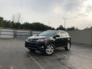 Used 2015 Toyota RAV4 LIMITED AWD for sale in Cayuga, ON