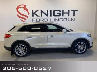 Used 2016 Lincoln MKX Reserve, Nice local trade! for sale in Moose Jaw, SK