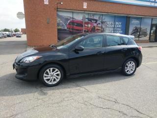 Used 2013 Mazda MAZDA3 GS-SKY for sale in Mississauga, ON