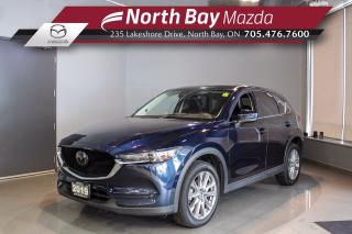 Used 2019 Mazda CX-5 GT Bose Speakers - Sunroof - Cooled Seats for sale in North Bay, ON