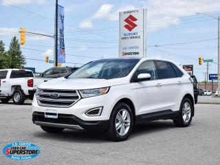 Used 2017 Ford Edge SEL AWD ~Nav ~Camera ~Bluetooth ~Panoramic Roof for sale in Barrie, ON