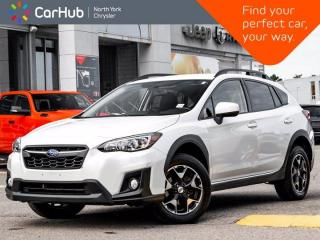 Used 2018 Subaru XV Crosstrek Touring Heated Seats Backup Camera Cruise Control A/C for sale in Thornhill, ON
