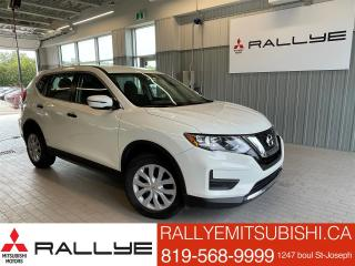 Used 2017 Nissan Rogue S FWD / Caméra de recul for sale in Gatineau, QC