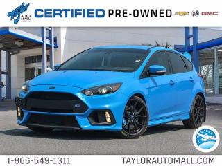 Used 2016 Ford Focus Rs for sale in Kingston, ON