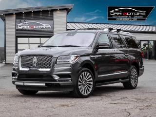 Used 2018 Lincoln Navigator L Reserve EXTENDED