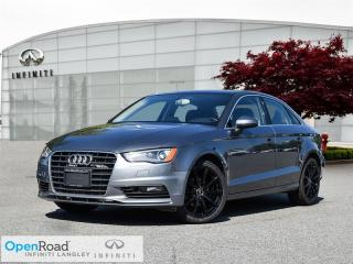 Used 2015 Audi A3 2.0 TDI Progressiv FWD 6sp S tronic for sale in Langley, BC