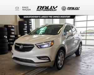 Used 2018 Buick Encore Essence for sale in Prince Albert, SK
