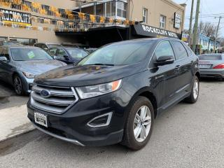 Used 2015 Ford Edge 4DR Sel AWD for sale in Scarborough, ON