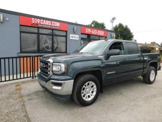 Used 2018 GMC Sierra 1500 SLE Z71 CREW CAB BACKUP CAMERA 4X4 for sale in St. Thomas, ON