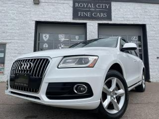 Used 2016 Audi Q5 2.0T Komfort / Clean Carfax / Reverse Camera for sale in Guelph, ON