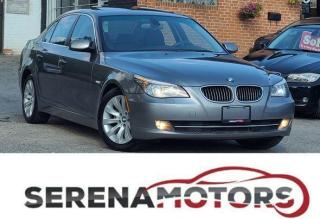 Used 2008 BMW 5 Series 528i | AUTO | FULLY LOADED | LOW KM for sale in Mississauga, ON