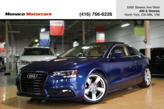 Used 2014 Audi A5 KOMFORT - ECS INTAKE|APR DOWNPIPE|H&R SPRINGS for sale in North York, ON